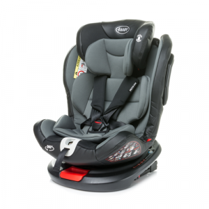4Baby Roto-Fix Grey Child automobilio kėdutė 0-36 kg