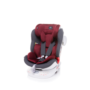 4Baby Space-Fix Red Child automobilio kėdutė 0-36 kg