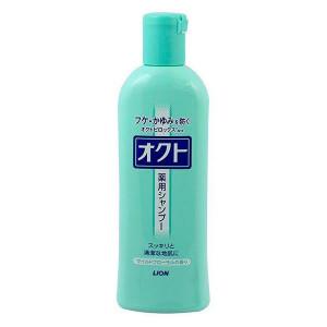 """""""Oct Medicicated"""" šampūnas nuo pleiskanų ir galvos odos niežėjimo, 320 ml"""