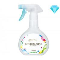 Saraya '' Kitchen Alpet'' antibakterinis antiseptinis skystis rankų odai 400ml