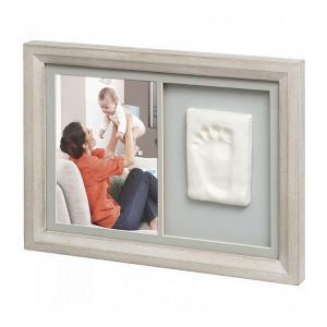 Baby Art Tiny Touch nuotraukų rėmelis rankų ar kojų atspaudams gaminti