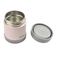Beaba 912908 Nerūdijančio plieno termosas, 300 ml