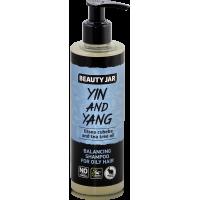 """Beauty Jar """"Yin and Yang''-balansuojantis šampūnas riebaluotiems plaukams 250ml"""