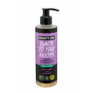 """Beauty Jar """"Back to the roots''- šampūnas nuo plaukų slinkimo su vitaminų kompleksu 250ml"""