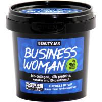 """Beauty Jar """"Business Woman''-3 minučių kaukė, skirta pažeistiems plaukams atkurti 150g"""
