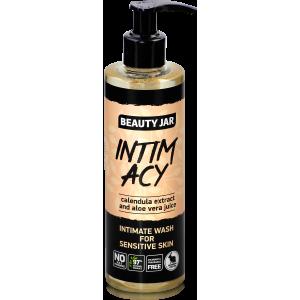"""Beauty Jar """"Intimacy""""-gelis, skirtas jautrios odos intymiai higienai 250ml"""