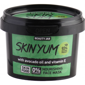 "Beauty Jar ""Skin Yum""-maitinamoji kaukė veidui  100g"