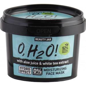 """Beauty Jar """"O,H2O!""""- drėkinamoji kaukė veidui  100g"""