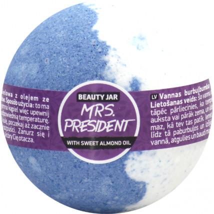 "Beauty Jar ""Mrs.President""-burbuliukas voniai 150g"