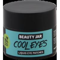 """Beauty Jar ''Cool eyes"""" skysti akių pleistrai 15ml"""