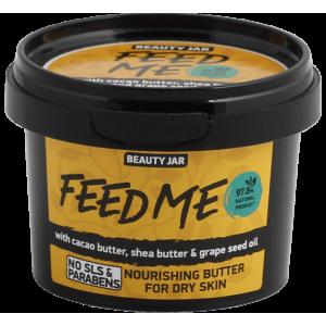 """Beauty Jar """"Feed me''-maitinamasis sviestas sausai odai 90g"""