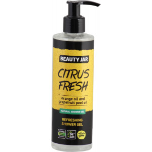 "Beauty Jar ""Citrus Fresh''-gaivinanti dušo želė 250ml"