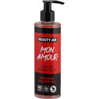 """Beauty Jar """"Mon Amour""""-kvapusis kūno prausiklis su bijūnų ir jūros dumblų ekstraktu 250ml"""