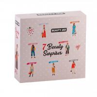 """Beauty Jar """"7 BEAUTY SURPRISES""""-dovanų rinkinys 1vnt"""
