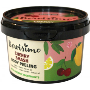 Beauty Jar Cherry smash-kūno šveitiklis 300g