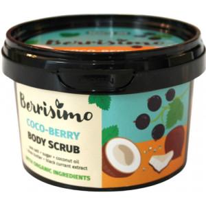 Beauty Jar Coco-berry kūno šveitiklis 350g