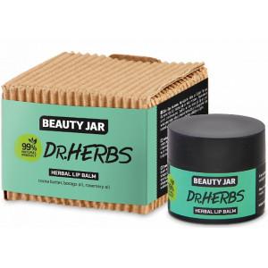 Beauty Jar Dr.Herbs lūpų balzamas 15ml