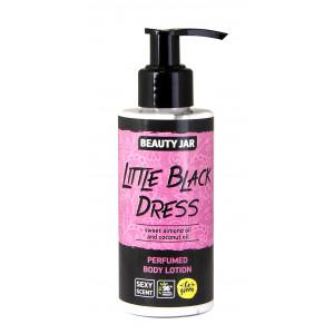 Beauty Jar LITTLE BLACK DRESS parfumuotas kūno losjonas 150ml