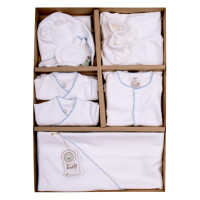 Bio Baby Vaikiškų organinės medvilnės drabužių rinkinys