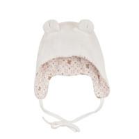 Bio Baby Vaikiška veliūrinė organinės medvilnės kepurėlė beanie