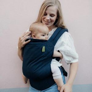 Boba 4GS Navy Ergonominės nešioklės kūdikiams