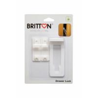 Britton B1807 Stalčių ir spintelių apsauga