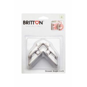 Britton B1808 Stalčių užraktas