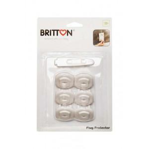 Britton B1811 Rozečių kištukai, 6 vnt.