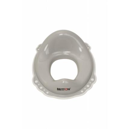 Britton B2239 Grey/White Tualeto sėdynė