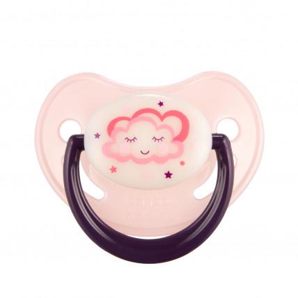 Canpol Babies Night dreams 22/502 silikoninis ortodontinis čiulptukas (spenelis), skirtas vaikams nuo 18 mėnesių