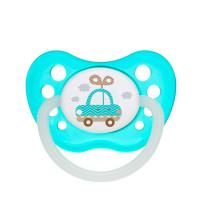 Canpol Babies Toys 23/261 ortodontinis lateksinis čiulptukas (spenelis) vaikams nuo 18 mėnesių
