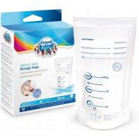 Canpol Babies 70/001 Mamos pieno rinkimo ir laikymo maišeliai, 150 ml (20 vnt.)