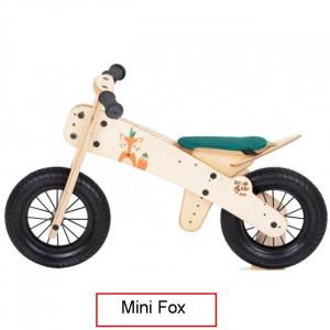 Dip Dap Mini FOX Medinis balancinis 2–4 metų vaikams
