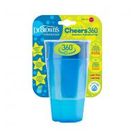 Dr.Browns TC01040 gertuvė nuo 12 mėn., 300ml, mėlyna
