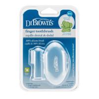 Dr.Browns HG010 Silikoninis dantų šepetėlis