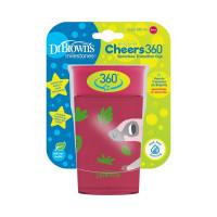 Dr.Browns TC01096 Vaikiškas edukacinis puodelis