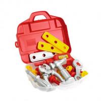 Ecoiffier 8/2303S Žaislinių įrankių rinkinys