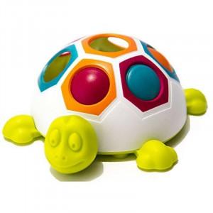 Fat Brain Toys FA123-1 Pop N Slide linksmasis vėžliukas