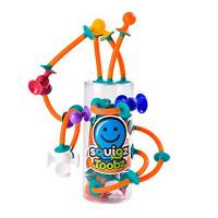 Fat Brain Toys FA194-1 Prisiurbiamas silikoninis žaislas