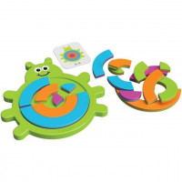 Fat Brain Toys FA209-1 Bugzzle ankstyvasis galvosūkis
