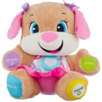 Fisher Price FPP81 žaislinis šunelis (rusų kalba)