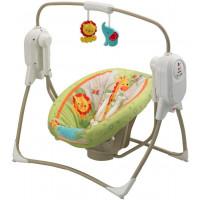 Fisher Price BFH05 Supamoji kėdutė su edukaciniais žaislais