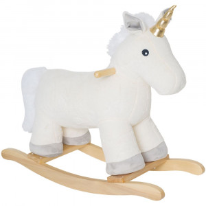 JaBaDaBaDo H14050 Medinis vaikiškas supamasis arkliukas