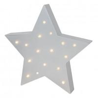 JaBaDaBaDo R16037 Naktinis LED šviestuvas (žvaigždutės formos)