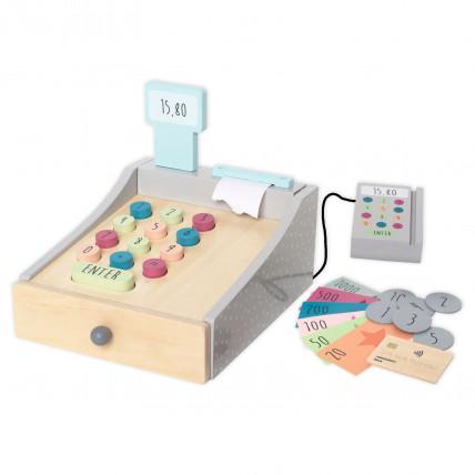 JaBaDaBaDo W7166 Medinis kasos aparatas