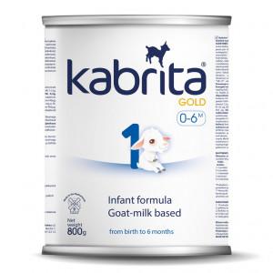 Kabrita 1 GOLD (0 – 6 mėn), 800g