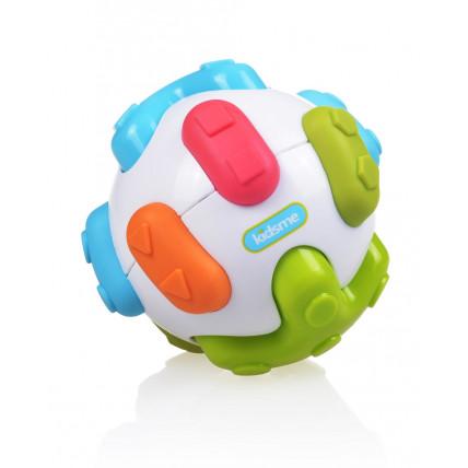 KidsMe 9278 4 skirtingų garsų kamuoliukas