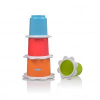 KidsMe 9445 Vaikiška žaislinė piramidė