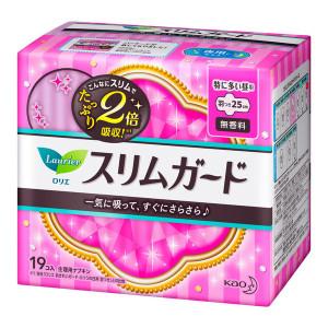 Laurier 5* higieniniai dieniniai įklotai su sparneliais 25cm 19vnt