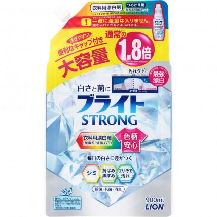 """Lion """"Bright Strong"""" antibakterinio poveikio baliklis, 900ml papildymas"""